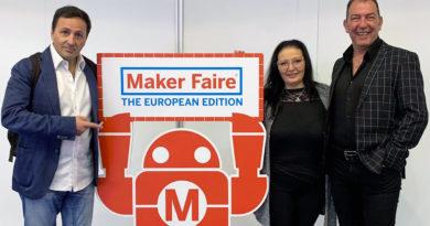 Maker Faire roma affittasi occhali ferentino tricarico