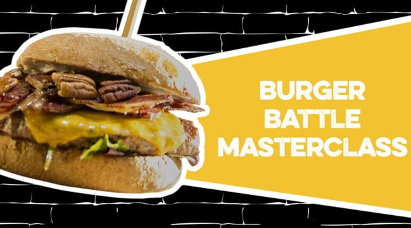 burger battle masterclass