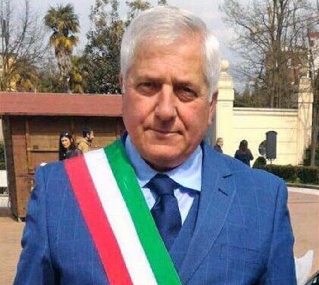 L'ex assessore comunale alla Polizia Locale di Frosinone Sergio Crescenzi