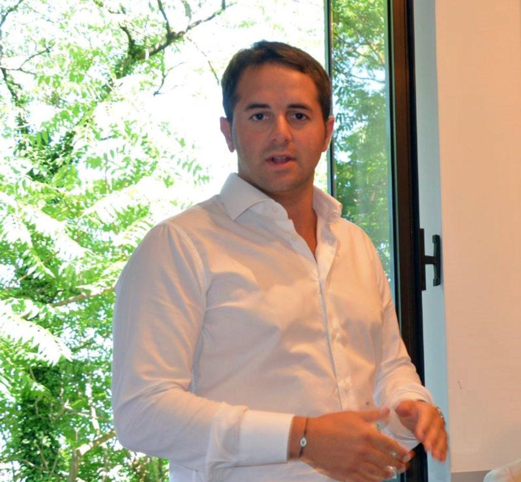 L'avvocato Giammarco Florenzani, consigliere comunale di Torrice e segretario provinciale di Frosinone dell'associazione di consumatori Codici