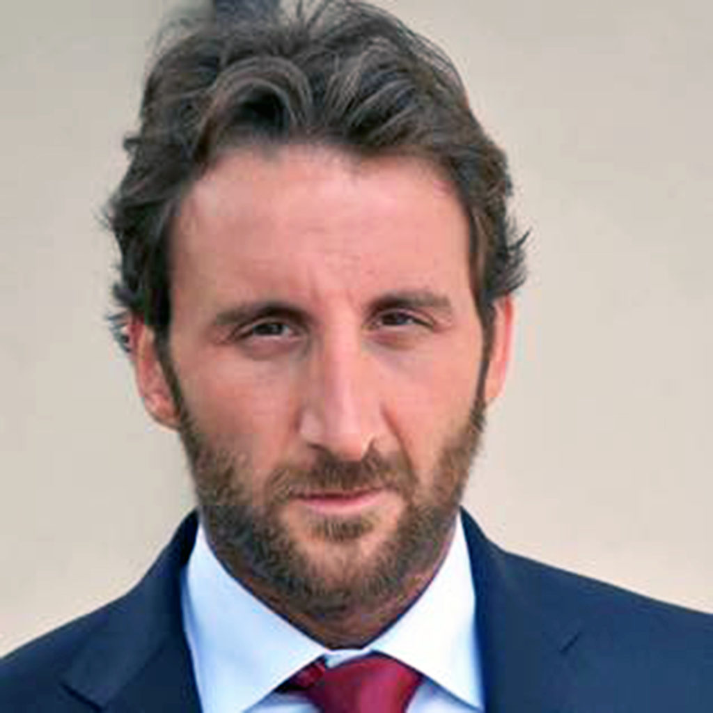 Pasquale Cirillo, assessore comunale di Frosinone alla Governance in quota Fratelli d'Italia