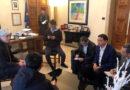 Ferentino – Delegazione cinese di Shenzhen in visita al Comune