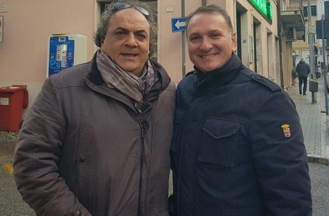 Valentino Trotta e Marco Corsi ceccano elezioni frosinone ciociaria