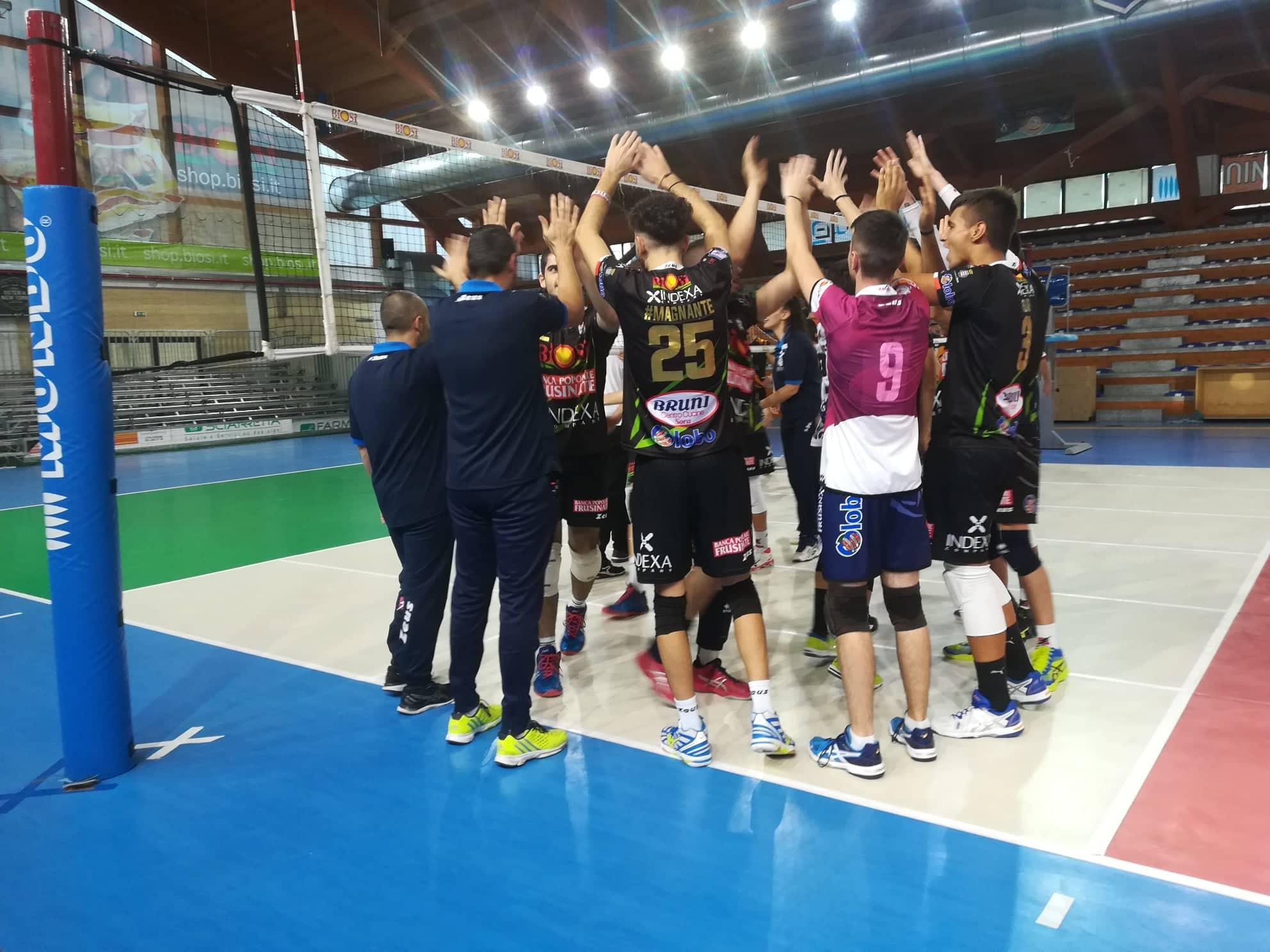 Serie C argos volley