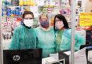 Veroli – La Farmacia Nuova della dottoressa Papaleo dona mascherine a forze dell'ordine, Comune, strutture sanitare e per anziani