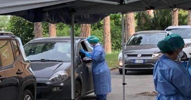 Covid-19 e indagine di sieroprevalenza della Asl: servizio 'Drive in' anche per i cittadini