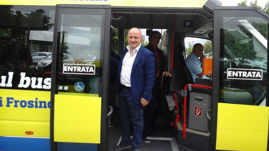 nicola ottaviani cialone bus frosinone