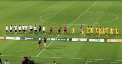 Serie B – Frosinone-Spezia 2-1: tre punti di platino per la squadra di Nesta