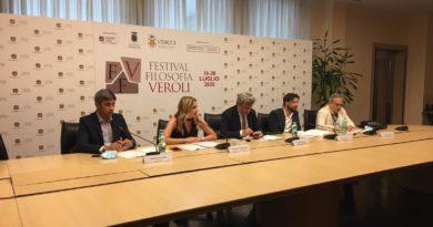 VEROLI – Presentato il Festival della Filosofia 2020
