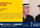 Frosinone, un week-end tra musica e cabaret