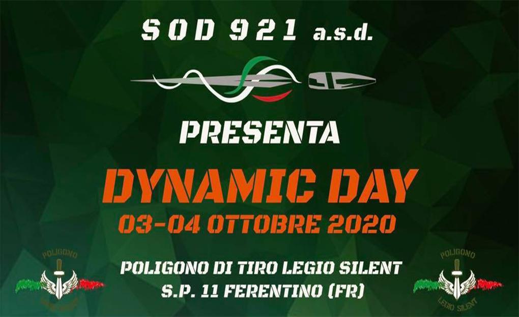 S.O.D. 921 – Tutto pronto per il 'Dynamic Day' al poligono di Ferentino