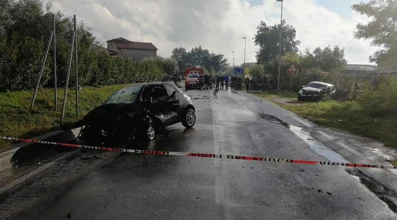 incidente alatri