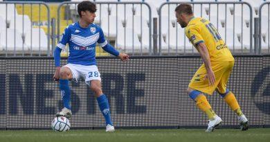 Serie B – Frosinone, fuori casa è tutta un'altra musica: Brescia ko 1-2