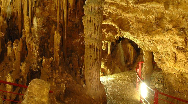 grotte pastena collepardo