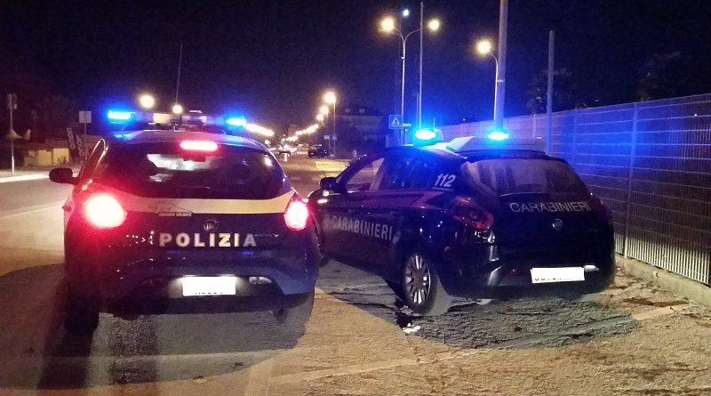 polizia carabinieri frosinone ciociaria