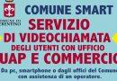 Il Comune di Ferentino ancora più smart: attivato il servizio di videochiamata degli utenti con ufficio SUAP e Commercio