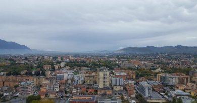 Frosinone panorama