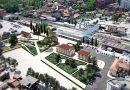 Frosinone, approvato il progetto definitivo della nuova piazza allo Scalo. Ecco il rendering