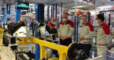 Cassino – Lo Chief Executive Officer di Alfa Romeo in visita alla concessionaria Eco-Liri