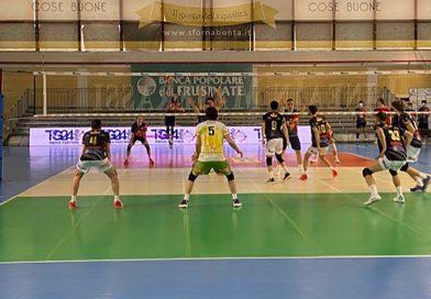 Volley – Marino espugna il PalaGlobo