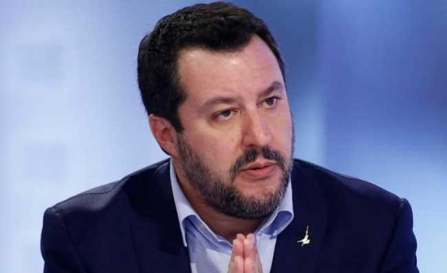Minacce a Salvini, l'autore del post è di Ferentino. Il leader della Lega: da sinistra nessuna solidarietà