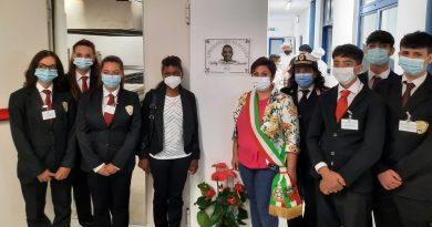 L'Alberghiero di Anzio dedica il suo nuovo laboratorio di cucina a Willy Monteiro Duarte