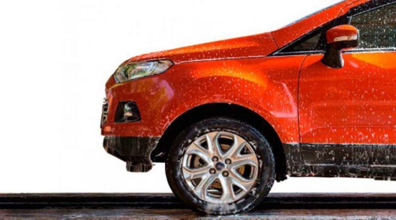 lavaggio auto vapore