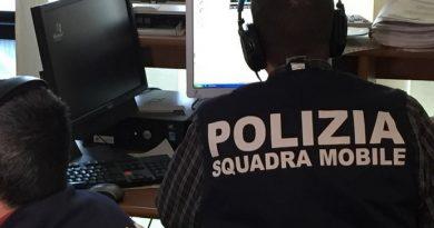 squadra mobile polizia frosinone