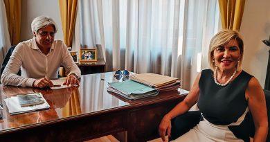 """Elezioni amministrative a Sora, il presidente Pompeo: """"Bene la dimostrazione di responsabilità di Maria Paola D'orazio"""""""