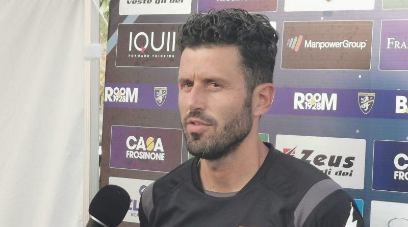 Frosinone, Grosso: «La squadra va integrata. Il direttore Angelozzi sa come operare e farà le cose al meglio»