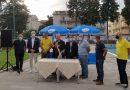Frosinone – Inaugurata la piscina comunale di via Po, attesa da vent'anni