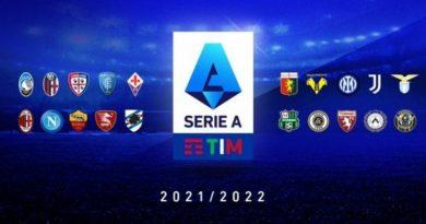 Tutte le novità per quel che riguarda il campionato di serie A 2021-2022