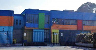 Frosinone – Lavori per la palestra della scuola Pietrobono