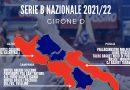 Basket – BPC Virtus Cassino collocata nel girone D con le formazioni campane, pugliesi, calabresi e siciliane
