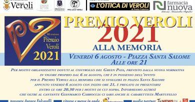 Premio Veroli – Spettacolo assicurato con la presenza di illustri personaggi