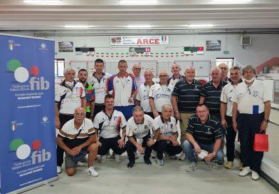 Bocce – Ad Arce, Andrea Maugeri si laurea campione provinciale 2021 di Categoria A