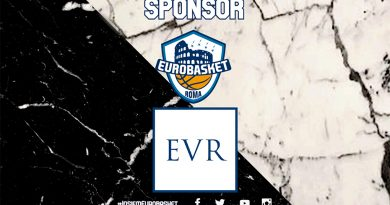 Basket – Eur s.p.a. nuovo partner dell'Atlante Eurobasket Roma