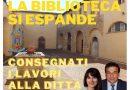Boville Ernica – Ampliamento della biblioteca, consegnati i lavori