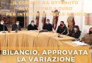 Boville Ernica – Il Consiglio ha approvato la variazione di bilancio