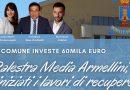 Boville Ernica – Palestra Scuola media Armellini, partiti i lavori di ristrutturazione