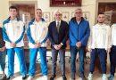 Ferentino – Ricevuti in Comune gli atleti che parteciperanno al Campionato europeo di karate a Belgrado