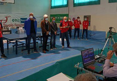 Tennistavolo – Il CTT Ferentino torna a disputare un campionato nazionale. Obiettivo, rinverdire i fasti di un tempo