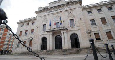 Provincia – Oltre 4 milioni di euro per la viabilità e la messa in sicurezza delle strade delle aree interne