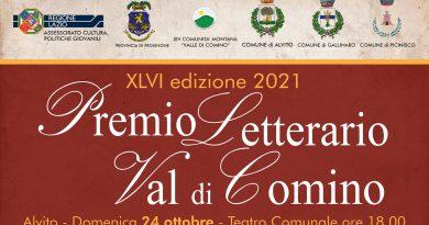 """Alvito – Torna il Premio Letterario """"Val di Comino"""""""