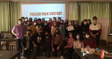 Ferentino – Scambio culturale bilaterale tra il Martino Filetico e la Zespol Skol di Rzeszow, Polonia